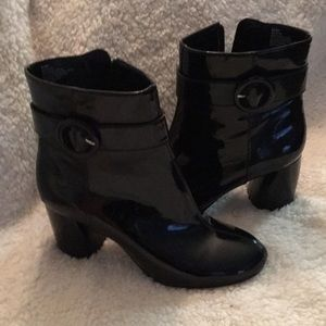 Nine West Black Ankle Boots